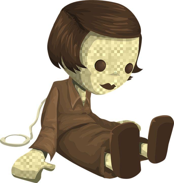 인형, 장난감, 어린 시절, 소녀, 연주, 어린이, 귀여운, 놀이, 퍼핏