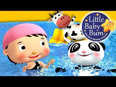 Swimming Song | Nursery Rhymes | Original Song by LittleBabyBum! - YouTube Music