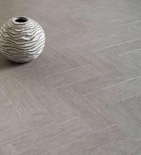 Vinyl flooring / wood look NS 7126-E OKARA GRAY Centiva