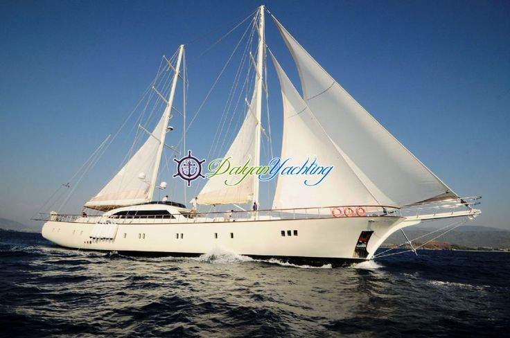 Alessandro - With best prices and Exclusive services from Gulet Alessandro is 40.00 m. / 132 ft. Yacht Alessandro offers gulet cruise holiday in turkey for 10 guests luxury cabins. Sailing Yacht Alessandro are waiting for rental.