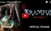 """Krampus – Official Trailer (HD) """"Looks like Martha Stewart threw up in here."""" Lol. Love it! From director Michael Dougherty of Trick 'r Treat comes this official trailer from Universal of the Christmas horror movie, Krampus, due out in theatres December 4th…"""