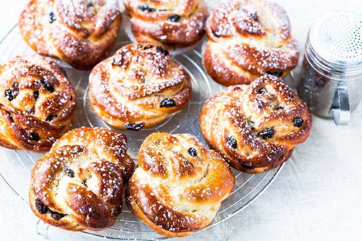 thermomix raisin buns