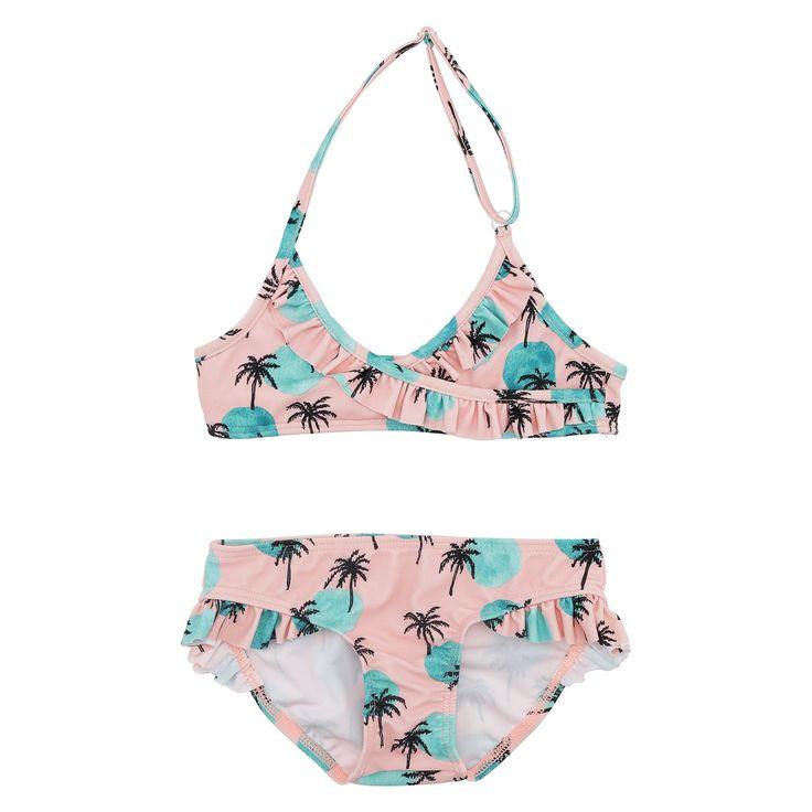 Laia Tropical Bikini - Soft Gallery - Baby, Kids and Teens Webshop Goldfish.be - Kinderkleding Online Goldfish Kids Web Store Mechelen