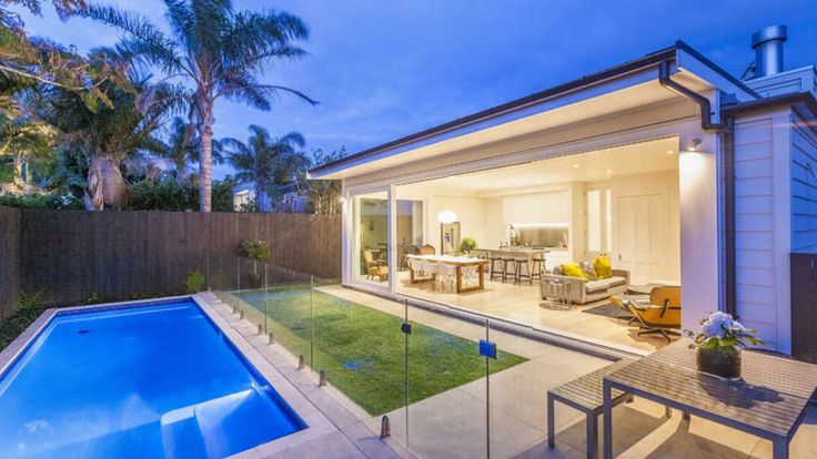 7 best colours for house images on pinterest color for Pool design auckland