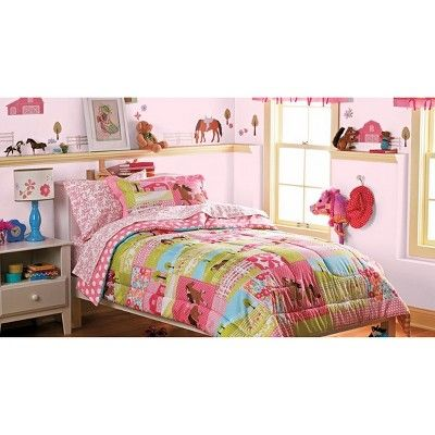 Circo 174 Pretty Horses Bedding Set Target Mobile Girls