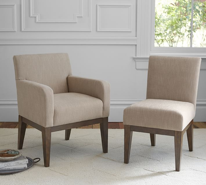 Create a relaxed space to entertain family and friends with comfortable dining  chairs  Pottery Barn s kitchen chairs and benches bring style to any room 111 best PB   DINING BAR images on Pinterest   Pottery barn  . Pottery Barn Dining Chairs For Sale. Home Design Ideas
