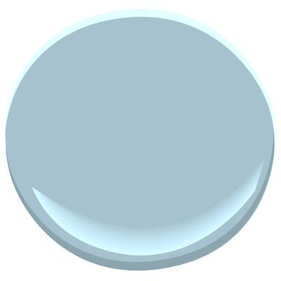Mediterranean Sky  A Gold Medal Winner  Chip is much softer with gray undertones,  Pair with creams and tans.