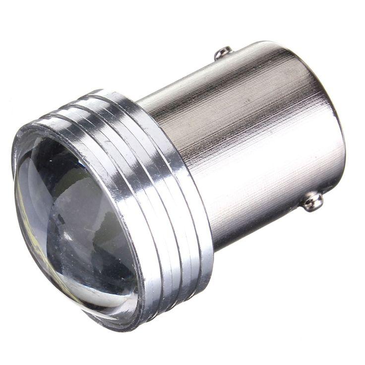 Kualitas tinggi DC12V-ac putih 1156 P21W 6 LED 2835 SMD proyektor mobil, Auto sumber cahaya, Cadangan parkir mundur lampu bohlam