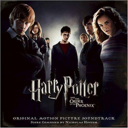 BSO: Harry Potter y la orden del fenix.
