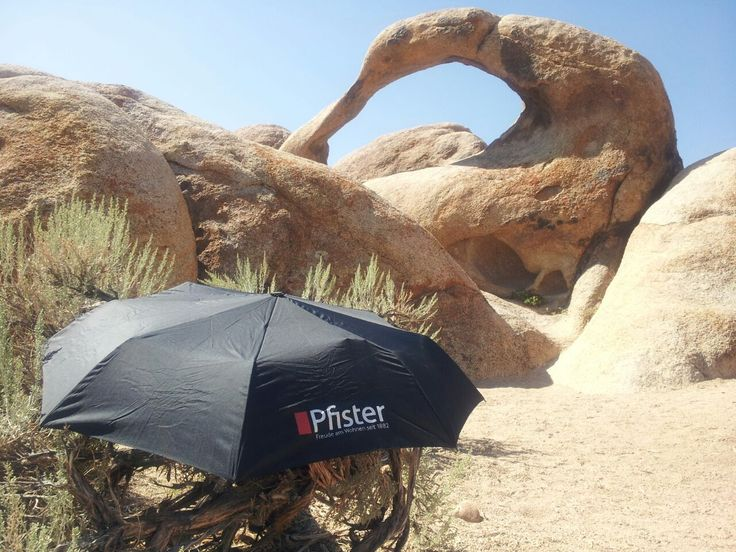 Pfister umbrella, USA