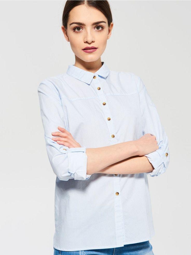 L2017 Koszula w paski