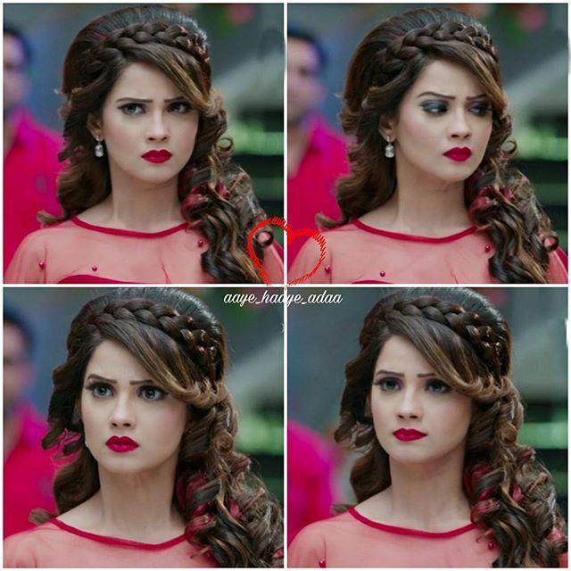 "Government should impose a ""Beauty Tax"" on @adaakhann for looking dangerously beautiful. ❤❤❤❤ . . #adaa #adaakhan #sesha #shesha #Naagin #Naagin2"