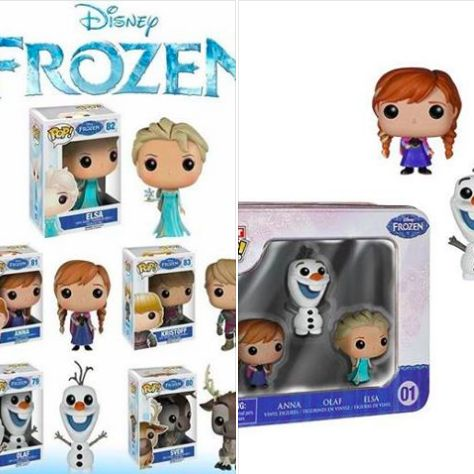 Disney Frozen Pop! and Pocket Pop! Toys as well as other Frozen products in store now. Come into our store a get a frozen freeze!