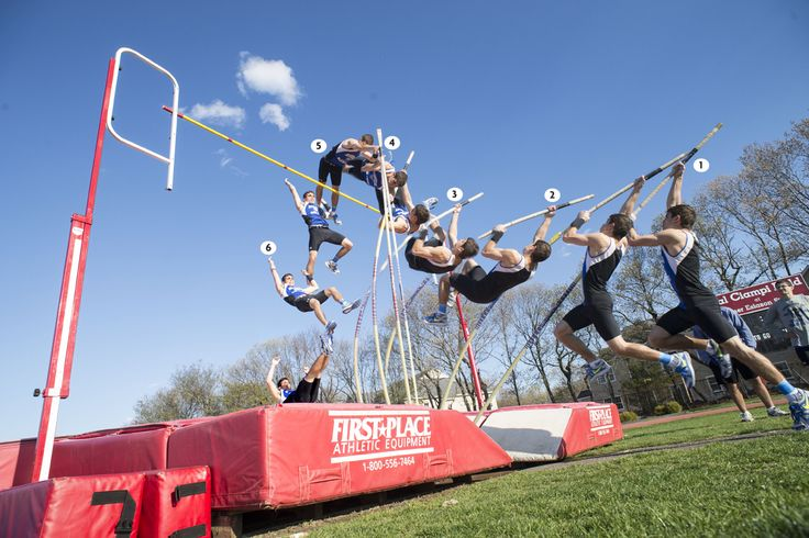 How to pole vault like Villa, Riverhead's champ...