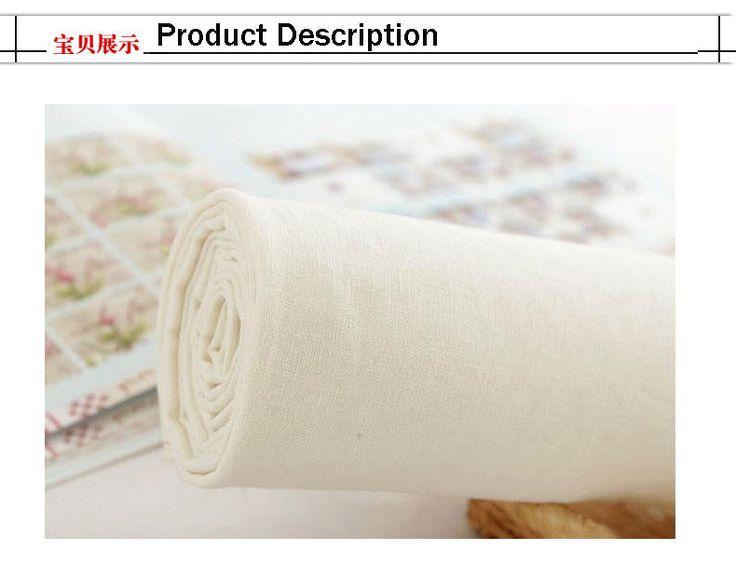 Aliexpress.com: Купить Чистый белый белье ткань толстые хлопка буша ткань фон ткань поделки ручной работы лоскутное ткани ширина 1.6 м из Надежный ткани аксессуары цветок волос поставщиков на AoAo DIY