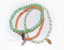 Armband set 3 kleuren