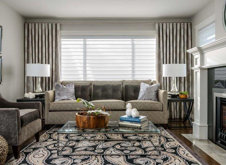 Modern Drapes For Living Room
