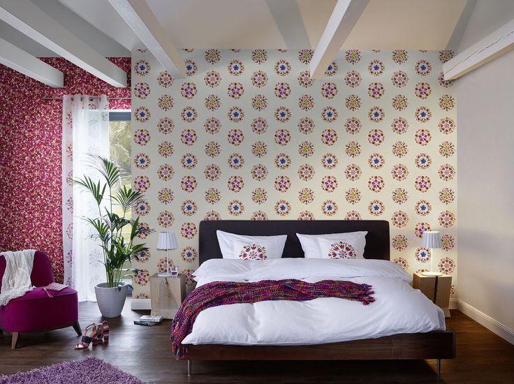10 best Barbara Becker home passion 2018 Tapeten images on - tapeten rasch schlafzimmer