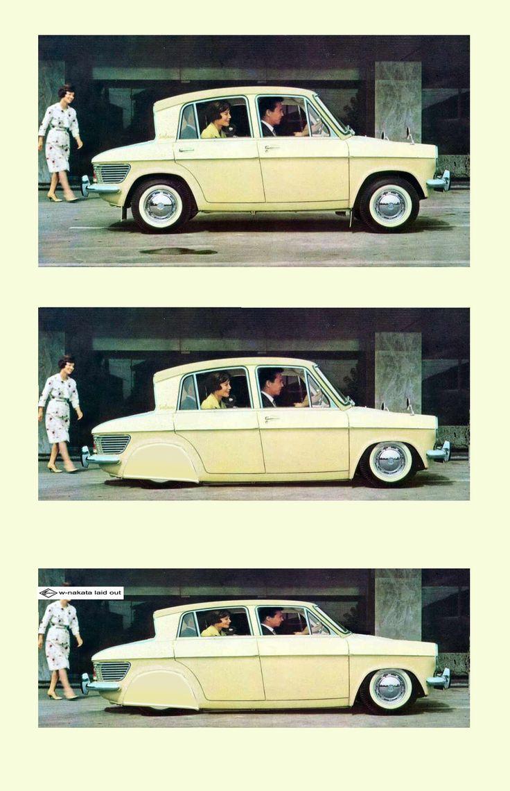 Kustomized With A Pc W Nakata Iaid Aut Custom Cars Futuristic Cars Car Humor