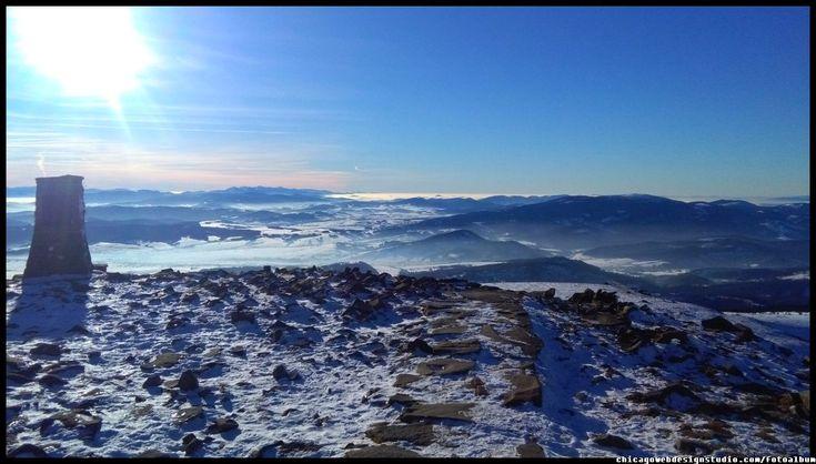 Diablak #Babia Góra #Diablak #Beskidy #Babiogórski-Park-Narodowy #BPN #góry #Poland #Polska #mountains panorama-na-Tatry-z-Babiej Góry #Zawoja #szlaki_górskie #turystyka