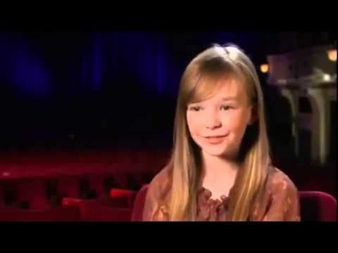 Connie Talbot - Britain's Got Talent- Simon Cowell, Amanda Holden speak about Connie's BGT audition.