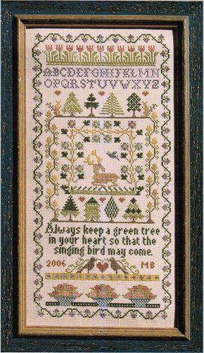 Moira Blackburn Samplers - Cross Stitch Patterns & Kits - 123Stitch.com