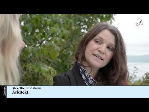 ▶ Merethe Lindstrøm - Arkitekt - YouTube