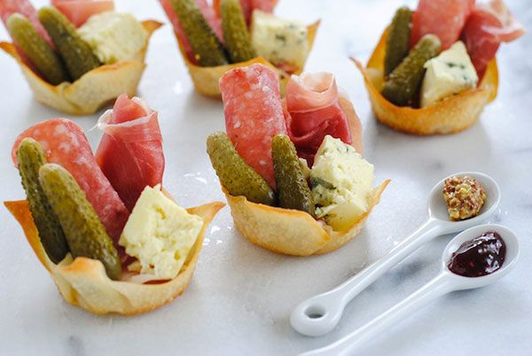 25 yummy and delicious party food ideas and recipes