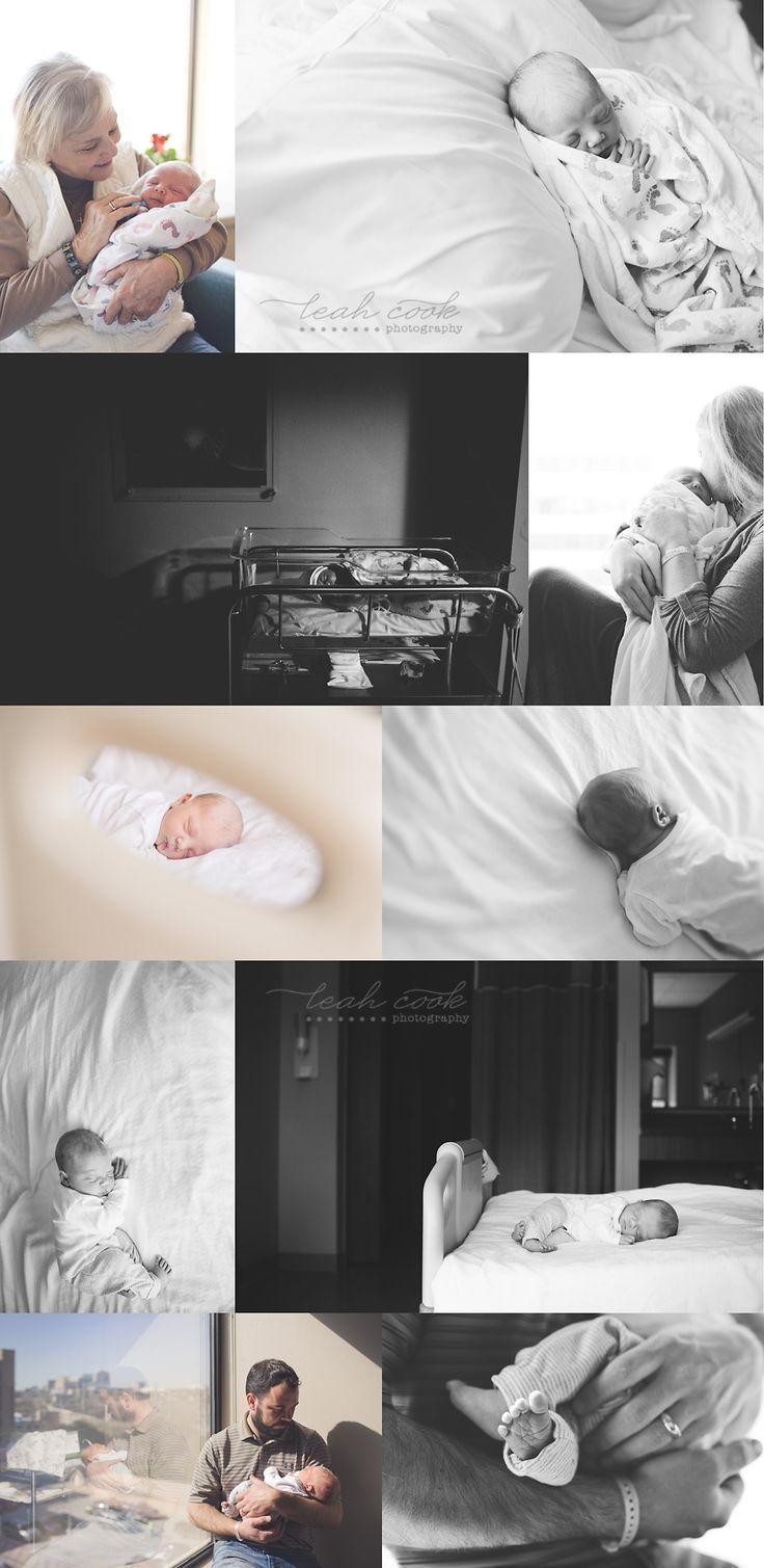 hospital photos inspiration | dallas newborn photographer » Dallas Lifestyle Newborn, Baby, Family, Children's + Maternity Photographer | Leah Cook Photography