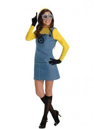 Despicable Me Female Minion (Adults) Costume