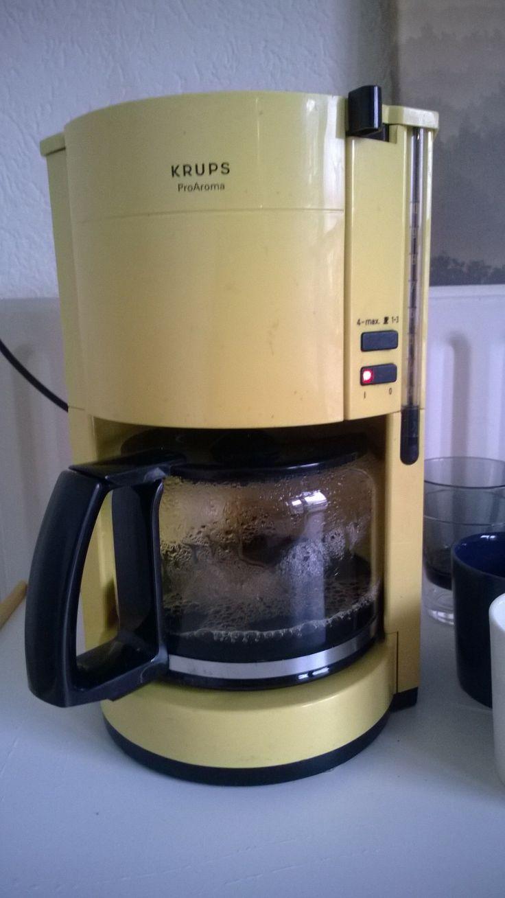 Kaffee pilzen! #dezwartemotor