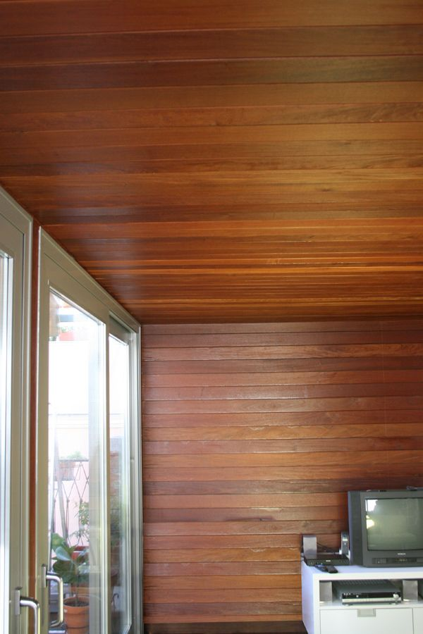 9 best images about techos de madera gubia on pinterest - Techos de madera exterior ...