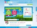 123-Reg UK COUPON - Promo Codes - Valid 123-Reg UK Coupons