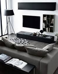The texture play in this minimalist living-room brings the zing in the space and creates a specific eclectic feel in a minimalist setting.