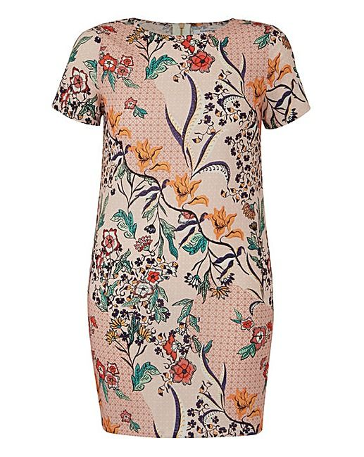 Alice & You by Glamorous Shift Dress   Simply Be