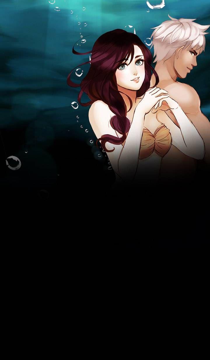 Siren's Lament   LINE Webtoon Content with her ordinary life, Lyra is ...
