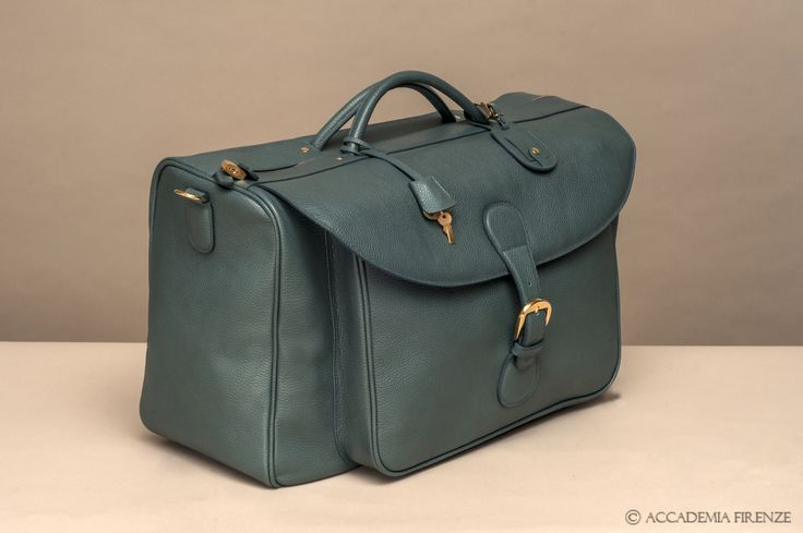 A travel bag that is stylish and practical.
