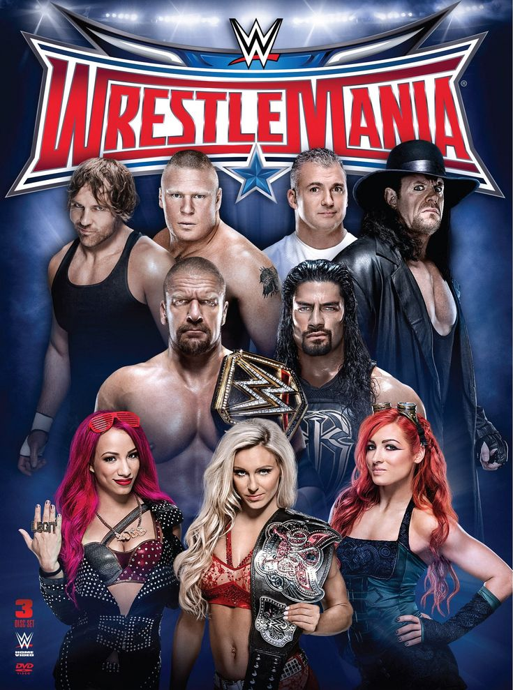 Relive all of the wild WWE action from WRESTLEMANIA 32, the annual event which…