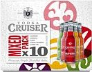 Vodka Cruiser Mixed 10 Pack.