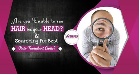 The experts of the Avenues clinic can help you as they are extremely trained in helping the baldness patients with an affordable Hair Transplant Cost In Ahmedabad. Just don't ignore the start of hair loss and start a better treatment.