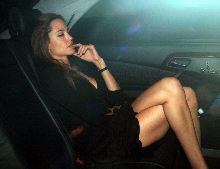 lesbeehive: Les Beehive - Angelina Jolie