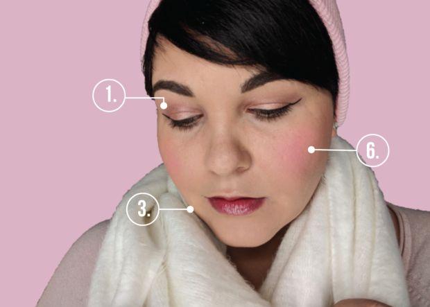 VA Karla's Winter Trends Makeup Look #2