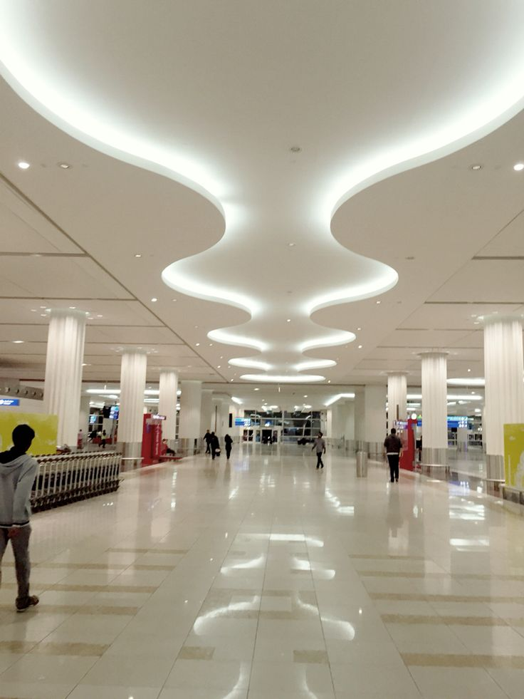 Dubai Airport - Terminal 3 - Emirates