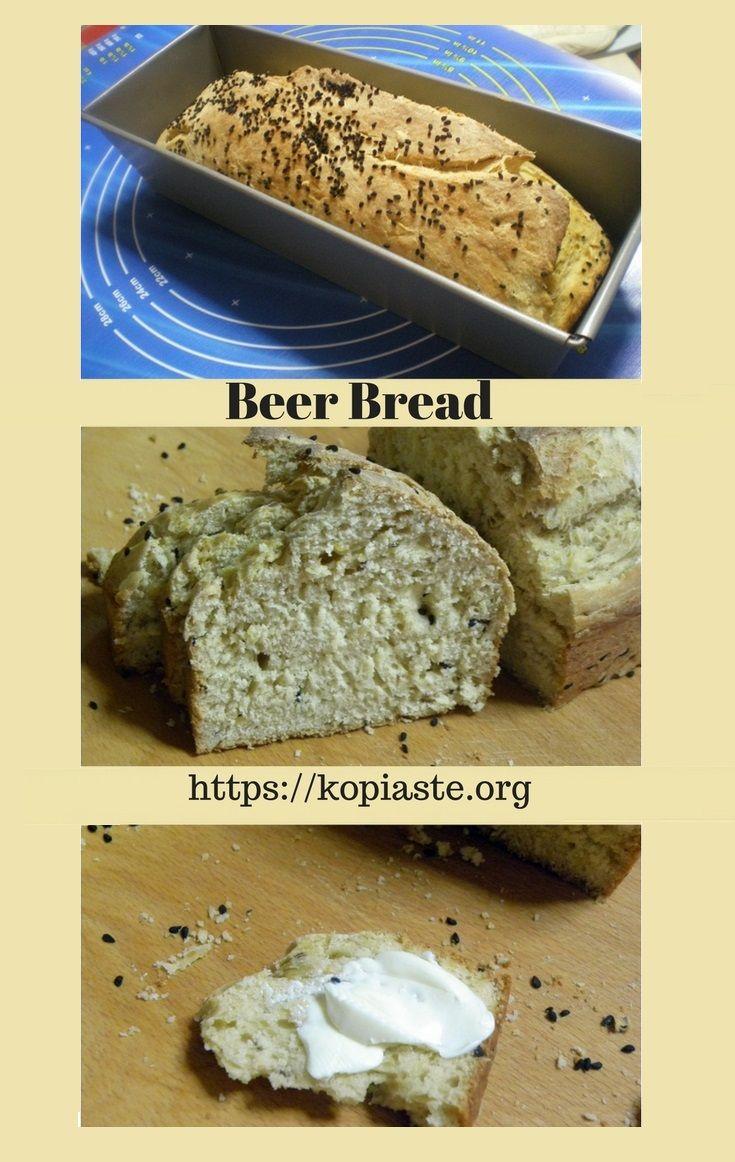 Beer Bread for #worldbreadday #beerbread #beerstagram