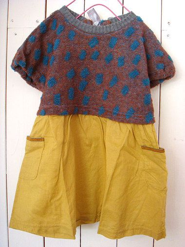 Use a pretty sweater and add a skirt! All the different ideas are great!!!!