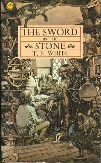 The Sword in the Stone - by T.H. White <3