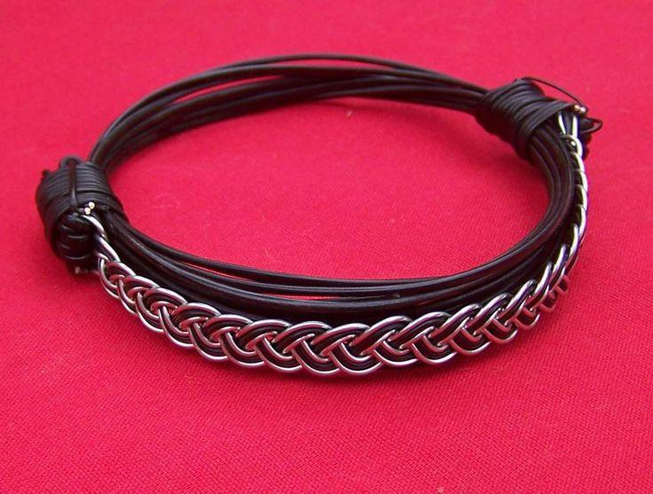 JEAR1 Unique weave between the knots. 3.5 Diameter Price $110 incl. ship & ins