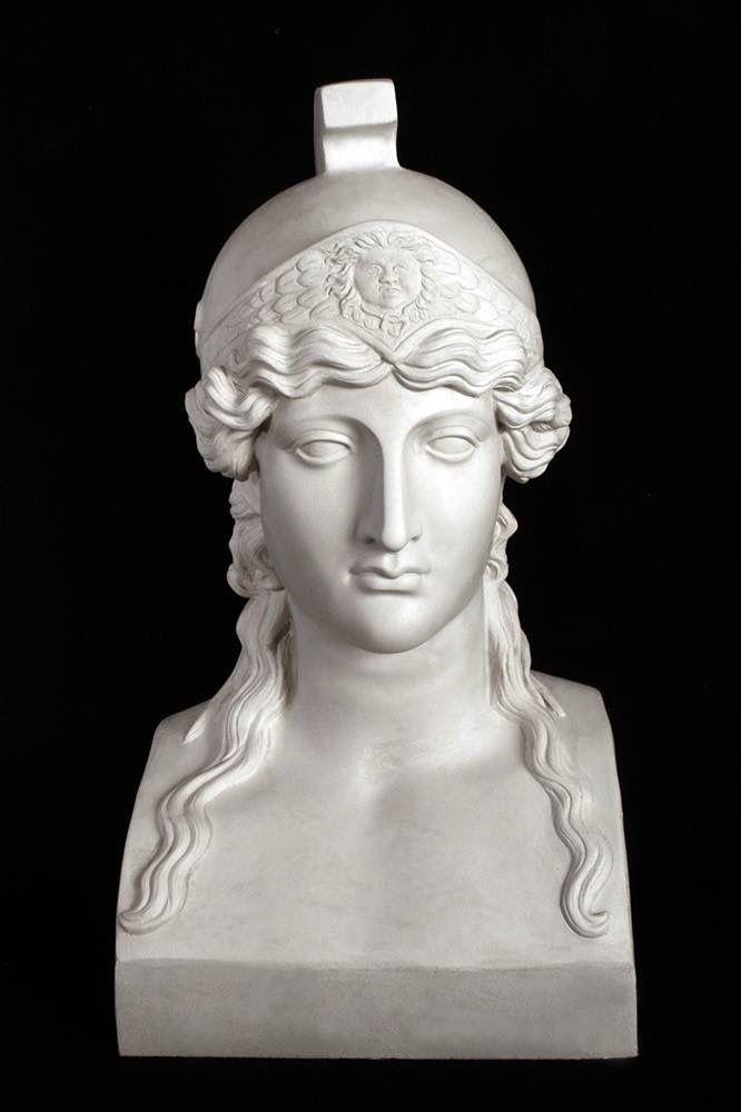 Herm of Athena www.felicecalchi.com