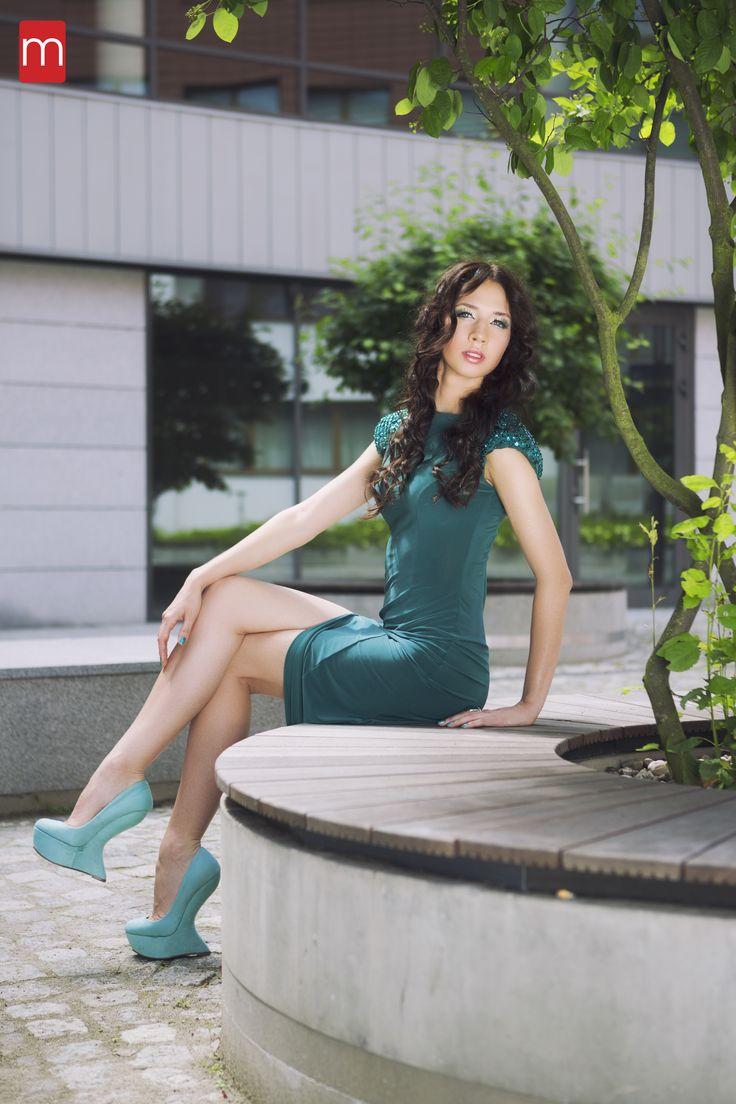 Makijaż: Małgorzata Dunder Fotograf: Marcin Micuda