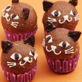 ハロウィン黒猫プチパン | レシピ| お菓子作り・パン作りの材料と道具の専門店 | cuocaクオカ